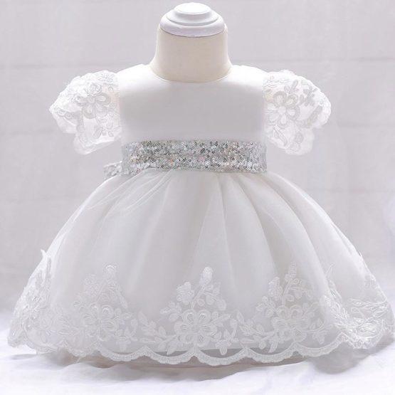 Rochiță de prințesă pentru botez