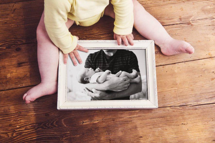 Albume si rame foto cadou botez